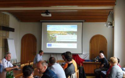 Proběhlo setkání zpracovatelů Plánu mobility s veřejností